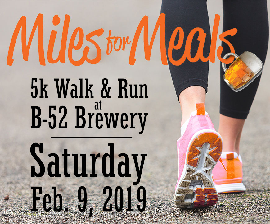 Miles for Meals 5k 2019