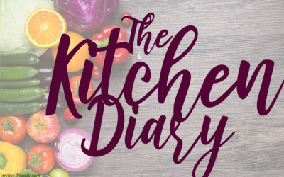 Introducing The Kitchen Diary!