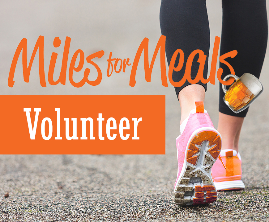 Miles for Meals - Volunteer 2020