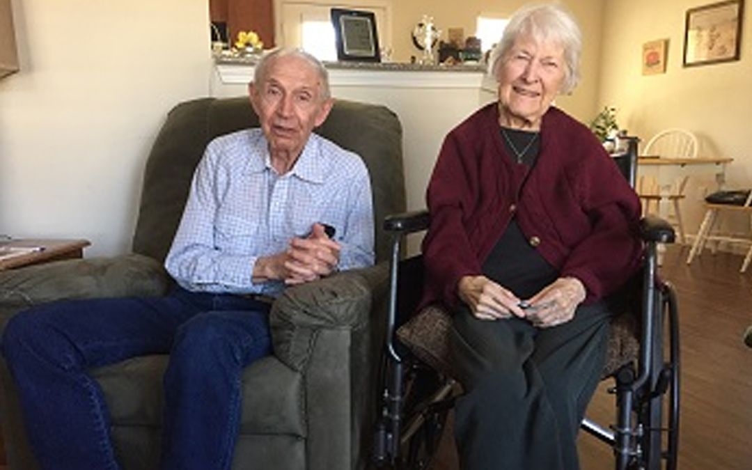Senior Stories: Keith and Nancy
