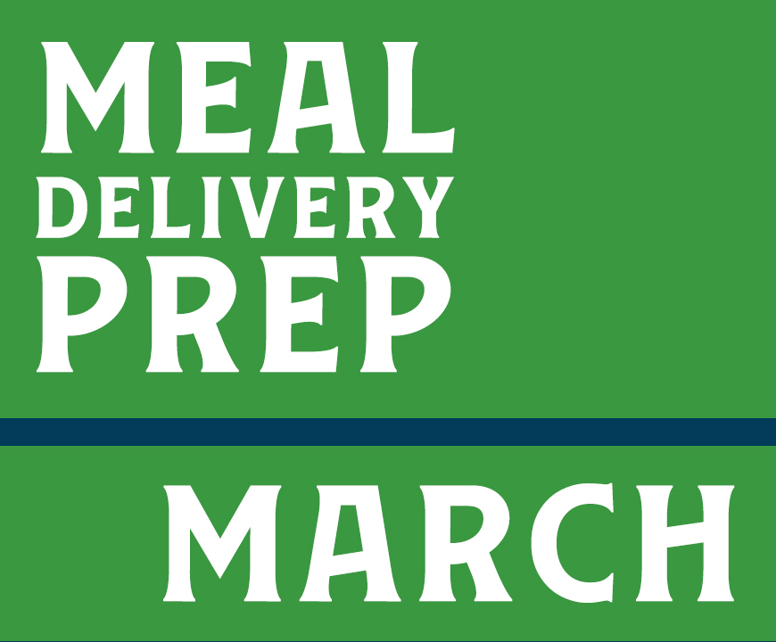 Meal Delivery Prep - March 2020