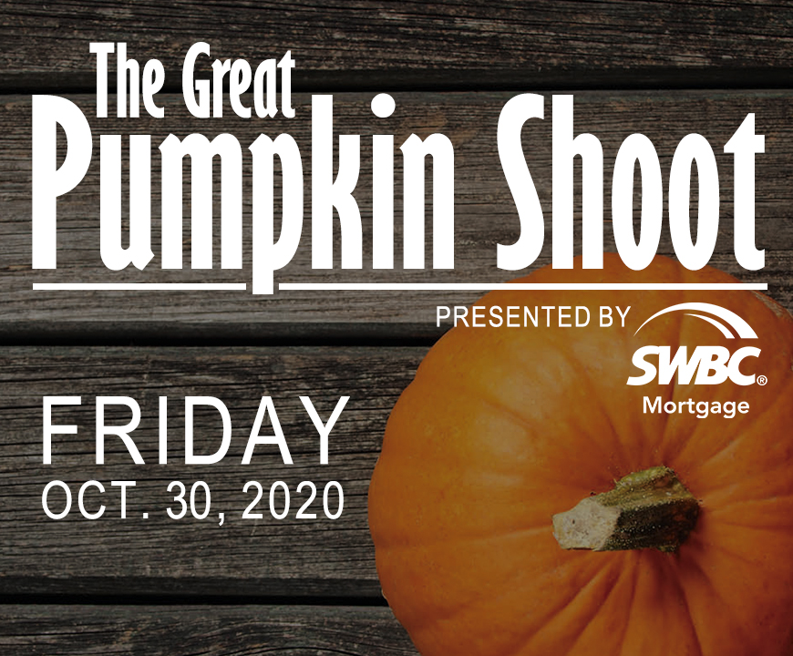 The Great Pumpkin Shoot 2020