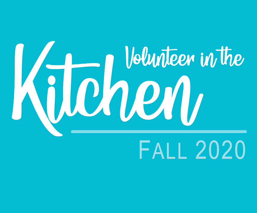 Volunteer in the Kitchen